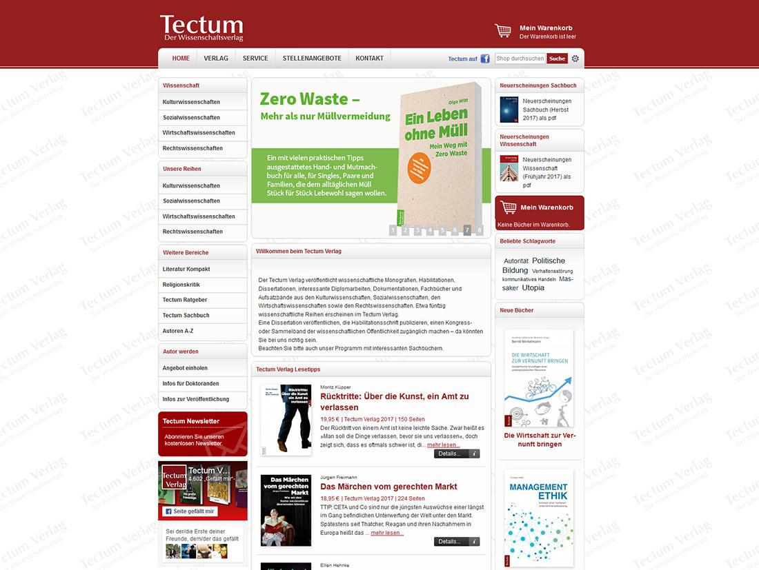www.tectum-verlag.de