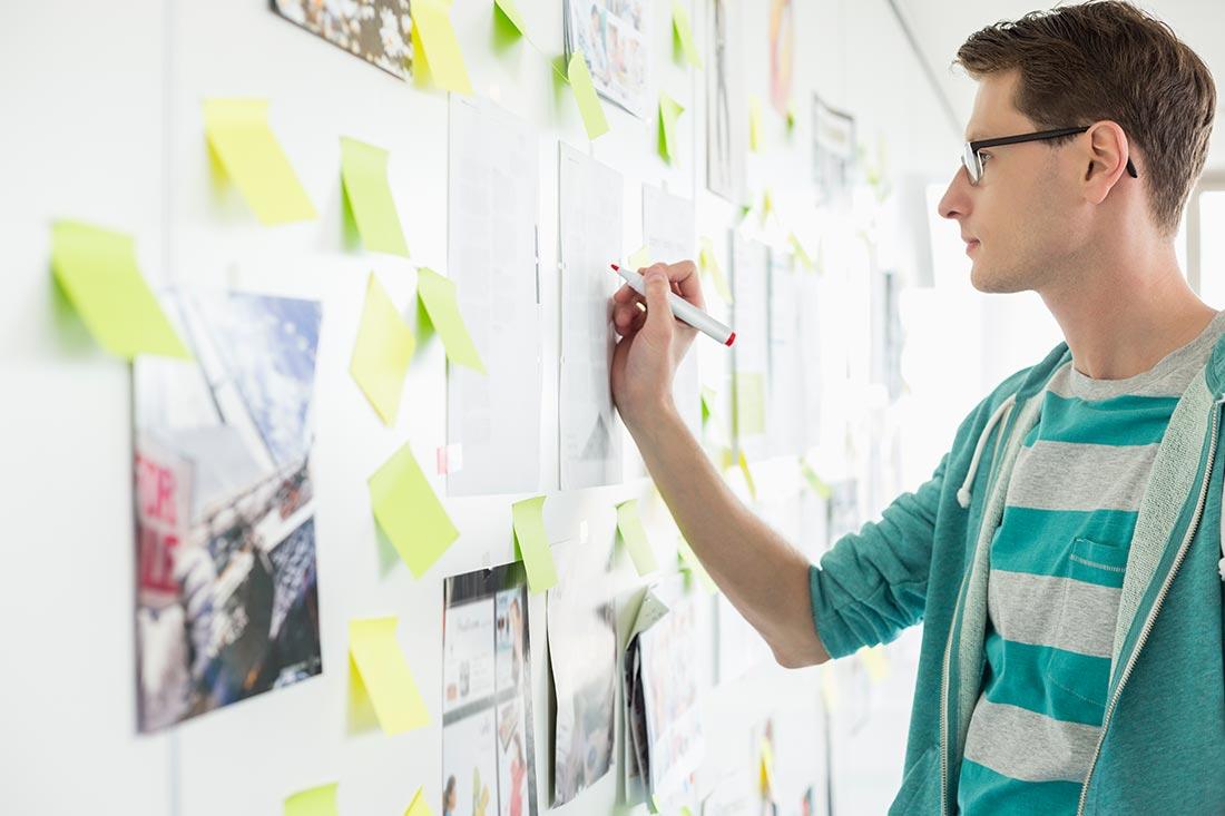 Webseiten planen und strukturieren