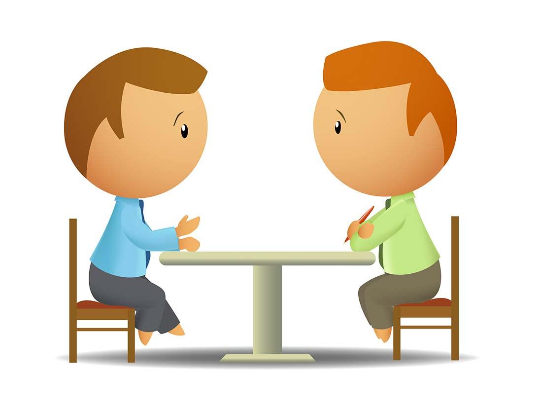 Seo Zusammenarbeit - Beratungsgespräch